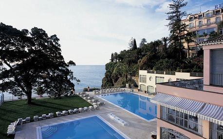 Madeira - Funchal na 8 až 15 dní, snídaně s dopravou letecky z Vídně