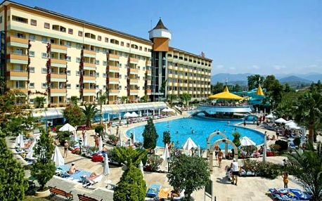 Turecko - Antalya na 8 až 15 dní, ultra all inclusive s dopravou letecky z Prahy