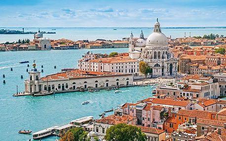 3–4denní pobyt pro 2 se snídaněmi v hotelu Villa Adele*** v italských Benátkách