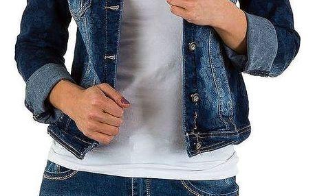 Dámská jeansová bunda Mozzaar