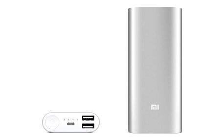 Power Bank Xiaomi 16000mAh hliník (NDY-02-AL)
