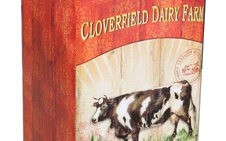 Pedálový odpadkový koš Biscottini Vache