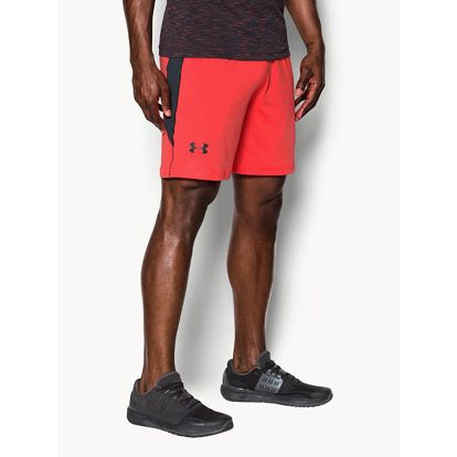 Kraťasy Under Armour Raid 8 Short Červená