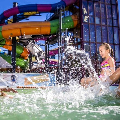 Penzion Agrothermal se slevou do Aquaparků Bešeňová či Tatralandia