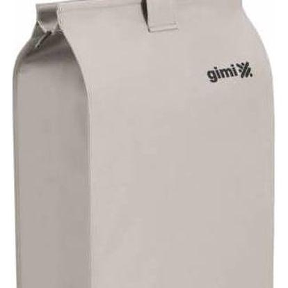 Gimi Nákupní taška na kolečkách Brava Plus béžová, 38 l