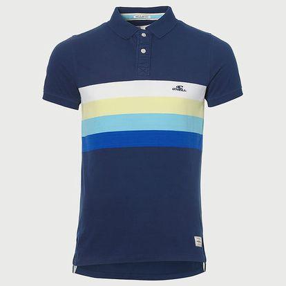 Tričko O´Neill Lm Horizon Polo Modrá
