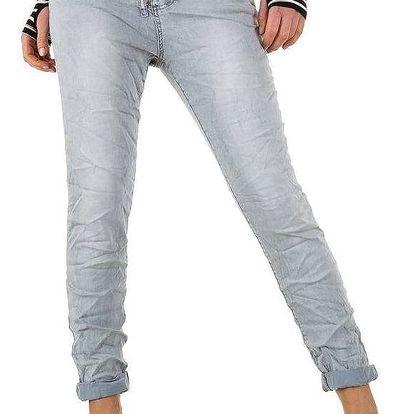 Dámské módní jeansy Mozzaar