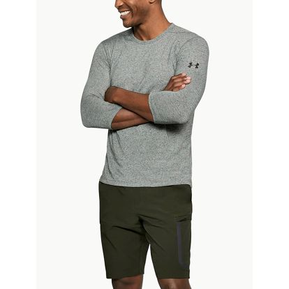 Tričko Under Armour Threadborne Utility T Nov Šedá