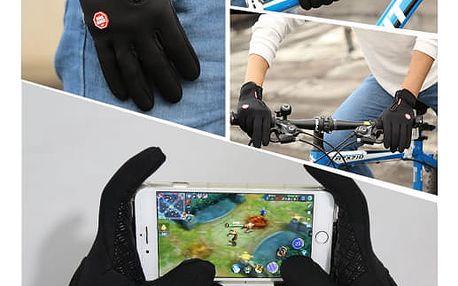 Outdoorové sportovní rukavice Active