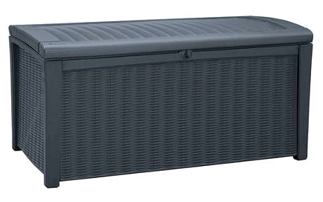 Keter Box Keter BORNEO BOX 416L antracit