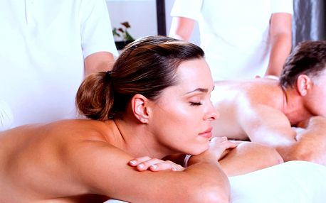 60–90 min. slasti: Thajská olejová masáž pro pár