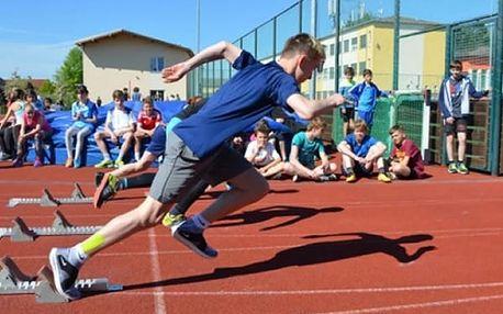 Příměstský tábor plný sportu a zdravé životosprávy pro děti od 6 do 15 let.