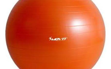 MOVIT 6327 Gymnastický míč - oranžová - 65cm