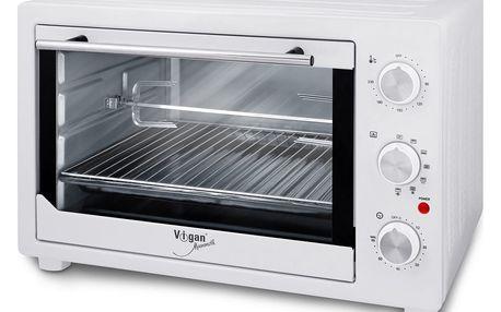 Elektrická pečicí trouba s grilem VIGAN T45L