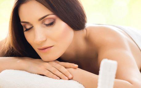 Výběr ze 4 masáží - exotické i klasické procedury