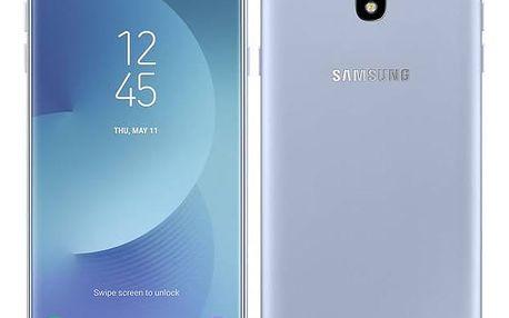 Samsung Galaxy J7 2017 (J730F) (SM-J730FZSDETL) stříbrný