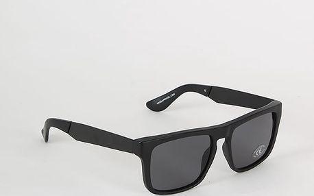Brýle Vans Mn Squared Off Black/Black Černá