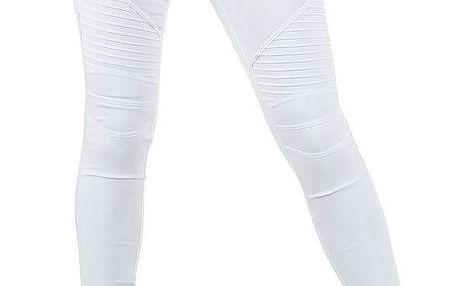 Dámské stylové jeansové kalhoty Laulia