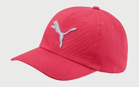 Kšiltovka Puma ESS Cap Růžová