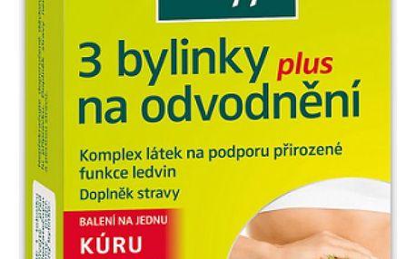KNEIPP® 3 bylinky na odvodnění 60 tobolek