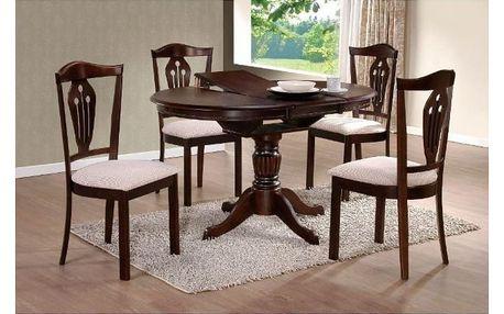 Dřevěný jídelní stůl William