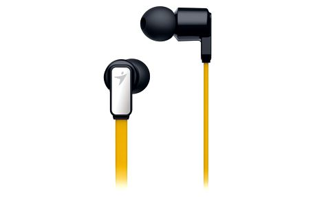 Sluchátka Genius HS-M260 žlutá (31710194102)