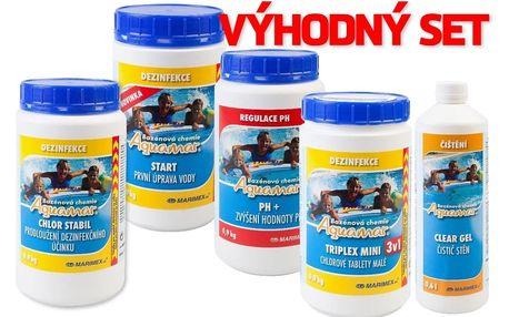 Marimex | Výhodný set bazénové chemie - malý | 10340056