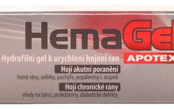 APOTEX HemaGel 5 g