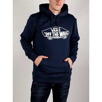 Mikina Vans Mn Otw Pullover Flee Dress Blues Modrá