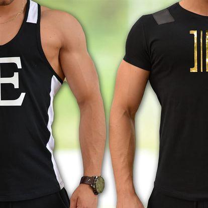 Sportovní pánská trička Eternity