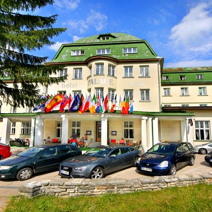 Jaro v Hotelu Palace Club*** se Spindl All inclusive programem