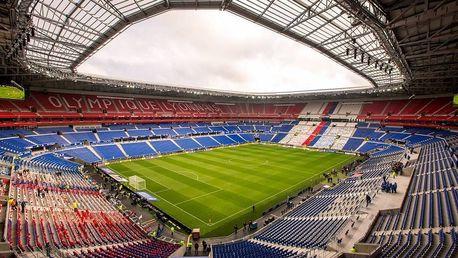 Letecký zájezd na finále Evropské ligy 2017-2018 Lyon