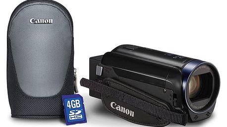 Videokamera Canon LEGRIA HF R706 Essential kit černá