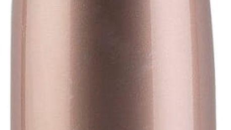 Růžová termo lahev z nerezové oceli Creative Tops Bulit, 483ml