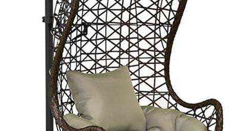 Závěsné houpací křeslo DUVLAN Queenie