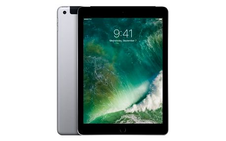 Dotykový tablet Apple (2017) Wi-Fi + Cellular 32 GB - Space Gray (MP1J2FD/A) + DOPRAVA ZDARMA