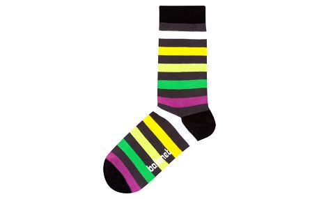 Ponožky Ballonet Socks LED, velikost41–46