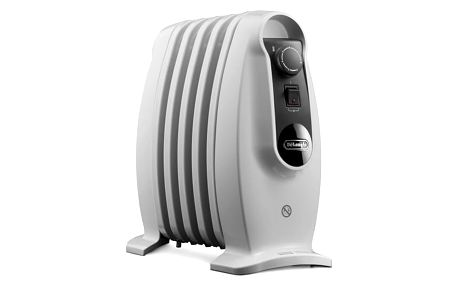 Olejový radiátor DeLonghi TRNS 0505 M bílý