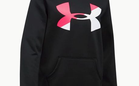Mikina Under Armour Fleece Big Logo Hoody Černá