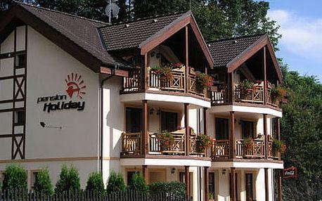 Letní Krkonoše - Vrchlabí na 3 až 6 dní pro 2 osoby se snídaněmi v rodinném penzionu