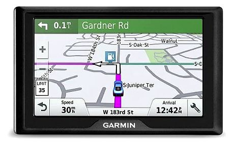 Garmin Drive 51S Lifetime Europe45 (010-01678-13) černá