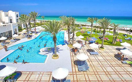 Tunisko - Djerba na 7 až 15 dní, all inclusive s dopravou letecky z Prahy