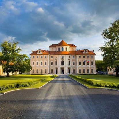 Wellness pobyt na zámku Liblice