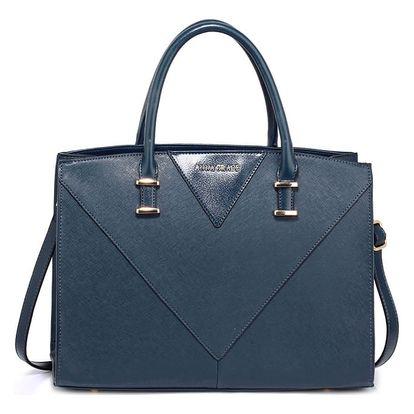 Dámská námořnicky modrá kabelka Poppy 519
