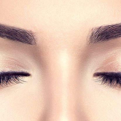 Permanentní tetování očních linek se stínováním