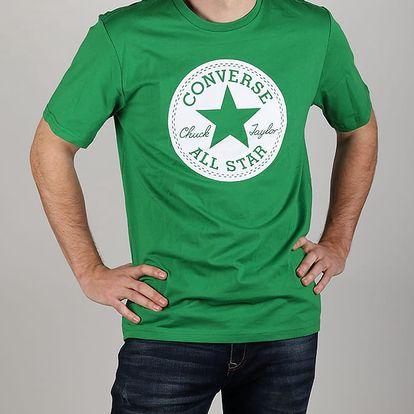 Tričko Converse Chuck Patch Tee Zelená