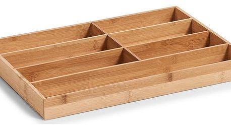 Roztažitelný kontejner na příbory, kuchyňský organizér - 7 přihrádek, ZELLER