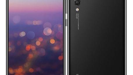 Mobilní telefon Huawei P20 Pro Dual SIM černý (SP-P20PDSBOM)
