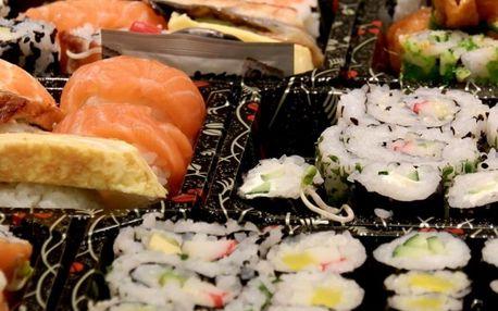 Umění sushi a japonské kuchyně
