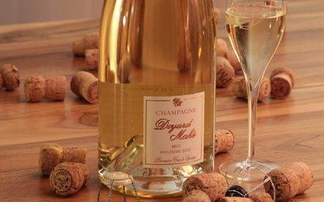 Ochutnávka šampaňského pro dva